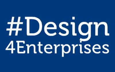 "Our marketing specialist attended  ""Design 4 Enterprises"" course"